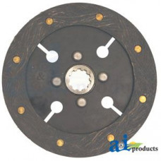 Prime-Mover 1961> Forklift Drive Disc Assembly: 6.5""