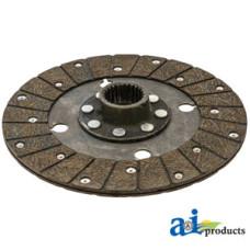 """Image of TAFE 25 DI Tractor PTO Disc: 9.875"""", organic, rigid, incl w/ pressure plate"""