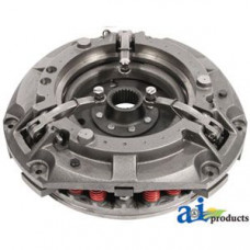 "Image of TAFE 25 DI Tractor Pressure Plate: 12"", 3 lever, cast iron, combined PTO, w/o release plate"