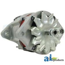 Ford | New Holland TN95FA Tractor Alternator; IR/EF, 12V, 65 Amp, Marelli Type