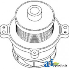 Ford | New Holland T9040 Tractor Pump, Water