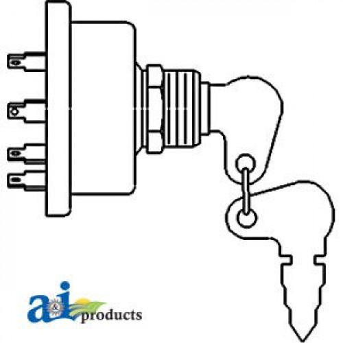 Farmtrac Ignition Switch Wiring Diagram - Wiring Diagrams List on