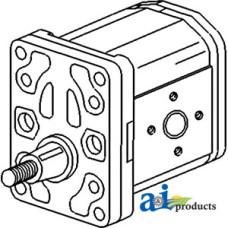 Ford   New Holland 4635 Tractor Pump, Hydraulic (W/ Bosch Type Pump)