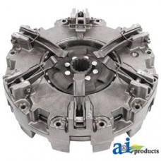 "Ford | New Holland TT65 Tractor Pressure Plate: 11"", 6 lever, organic, spring loaded, cast iron, indep PTO (2WD/FWD)"