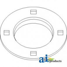 Image of New Idea 7215 Square Baler Bearing, Flange
