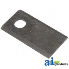 Image of Schmitz SEVERAL Disc Mower Blade, Disc Mower, Flat, Double edge (Check Dimensions)