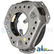 Image of Timberjack 200 Industrial/Construction Clutch Cover Plate: 3 lever (Series D Skidder)