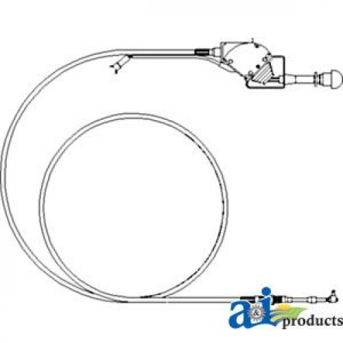 Ford | New Holland TS110 Tractor Cable