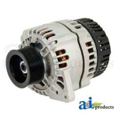 Ford | New Holland TM140 Tractor Alternator; IR/IF, CW, 12V, 120Amp