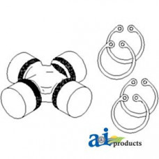 Ford | New Holland 575D Industrial/Construction Cross & Bearing Kit (MFWD)