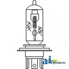 Ford | New Holland Industrial/Construction Bulb, Inner H4-12V
