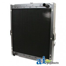 Ford | New Holland LB75 Industrial/Construction Radiator (Engine SN <C4625)