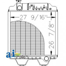 Ford | New Holland G240 Tractor Radiator (SN 410465>)