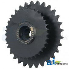 Ford | New Holland BR770A Round Baler Sprocket, Double, Standard Pickup Reel & Drive