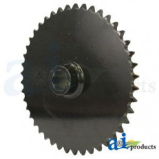 Ford | New Holland 644 Round Baler Sprocket, Driven, Pickup Tine Bar