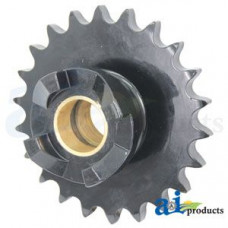 Ford | New Holland BR770A Round Baler Sprocket / Clutch, Roll Drive, 22T