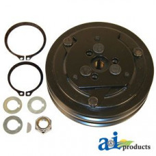 Ford | New Holland TN55D Tractor Clutch, 2 Groove