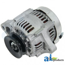 Image of Thomas Equipment T153S Industrial/Construction Alternator, ND/IR/IF (w/V2203E KUBOTA, 1999)