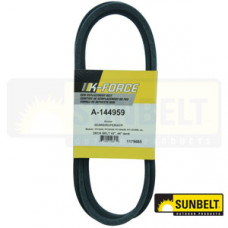 "Image of AYP 24H4B3A Riding Mower Belt, Deck 42"" 44"""