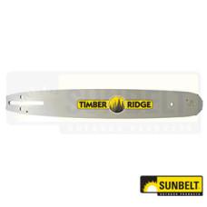 "Timber Ridge SEVERAL Chainsaw Timber Ridge Guide BAR - 20"""