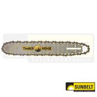 "Image of Stiga SP460 Chainsaw Timber Ridge Bar & Chain Combo - 12"""