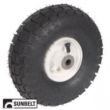 Image of Sulky/Velke SEVERAL Sulky Wheel Assembly, Flatproof (4.1 x 3.5 x 4)