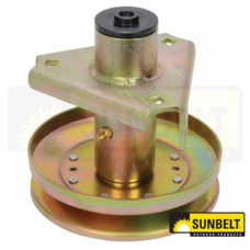 Image of Scotts S1642 Riding Mower DEERE SPINDLE ASSEMBLY, AM126225