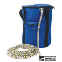 """Image of Bags SEVERAL (Undefined) ROPE-DIAMOND-1/2""""X150'-W/ROPE BAG"""