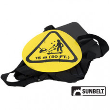 Image of Brush King SEVERAL (Undefined) Trimmer Harness with Shoulder Strap, Hip Pad and Quick Release