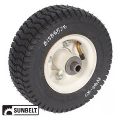 Sulky/Velke SEVERAL Sulky WHEEL-TURF, 9X3.5X4, WHITE, FP