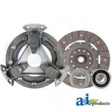 "Ford | New Holland TC25D Compact Tractor Clutch Kit: 8.5"", Pressure Plate, Trans Disc, Release Bearing, Pilot Bearing"