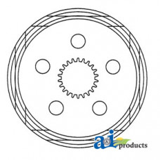 Ford | New Holland TV145 Tractor Disc, Brake