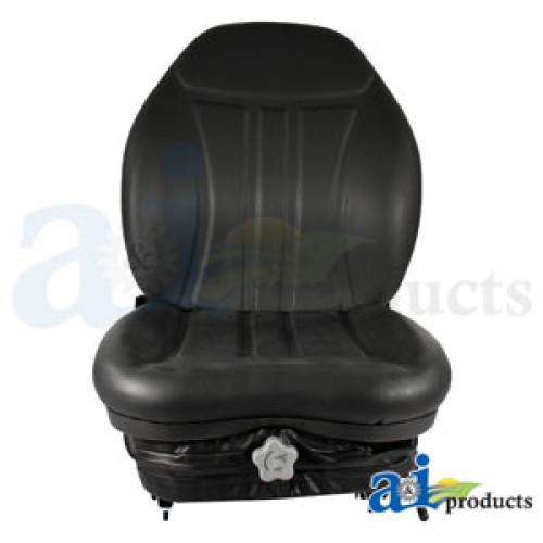 Fine Bad Boy 2300Zt Riding Mower High Back Industrial Seat With Suspension Slide Track Black Vinyl Beatyapartments Chair Design Images Beatyapartmentscom