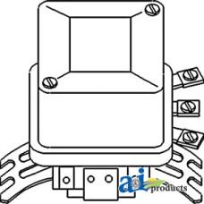 Image of Cockshutt 570 SUPER Tractor Voltage Regulator (12 Volt)