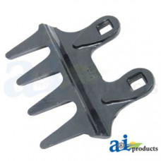 """Image of Love KWIK Cutter Bar Forged Guard, 4 Prong; 7/16"""" Hole"""