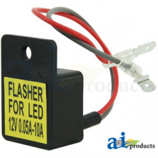 Ford | New Holland 4 CYL Compact Tractor Flasher Unit, LED