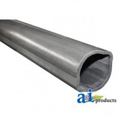 Image of Walterscheid P300 P Series Outer Profile Tube, w/o Drill Hole, 2a