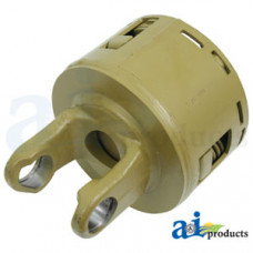 "Brown TCF-2600 Rotary/Tree Cutter FK 96/4 Friction/Overrun Clutch, 1800 NM, 1 3/4""-20 Spline (SN 22824>)"