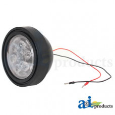 Ford | New Holland A625 Industrial/Construction Light Assembly, LED, Trapezoid