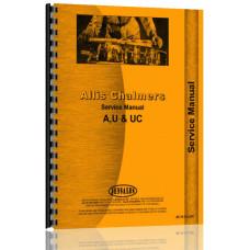 Allis Chalmers K Engine Service Manual