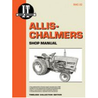 Allis Chalmers 5030 Tractor Service Manual (IT Shop)
