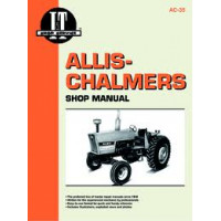 Allis Chalmers 6060 Tractor Service Manual (IT Shop)