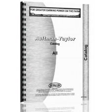 Image of Aultman and Taylor Sales Catalog Catalog (Full Line)