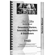 Image of Auto-Lite Distributors, Generators, Starters, Regulators Service Manual