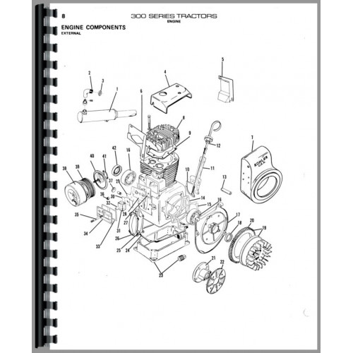 Allis Chalmers B110 Wiring Diagram Allis Chalmers Wd 12