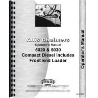 Allis Chalmers 5030 Tractor Operators Manual