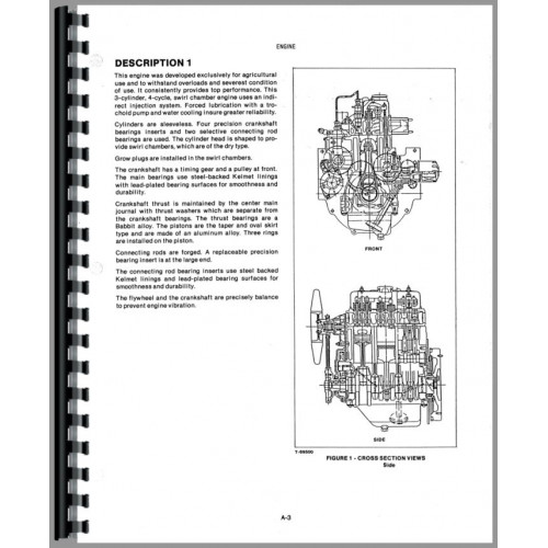 allis chalmers 5215 tractor service manual rh jensales com Allis Chalmers H2 Allis Chalmers D21
