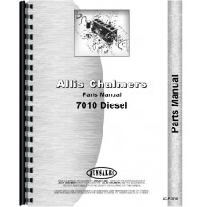 Allis Chalmers 7010 Tractor Parts Manual
