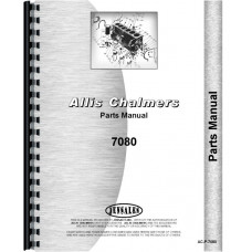 Allis Chalmers 7080 Tractor Parts Manual