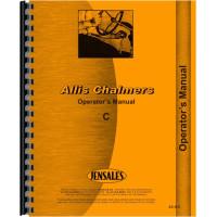 Allis Chalmers C Tractor Operators Manual (SN# 46294-84030)